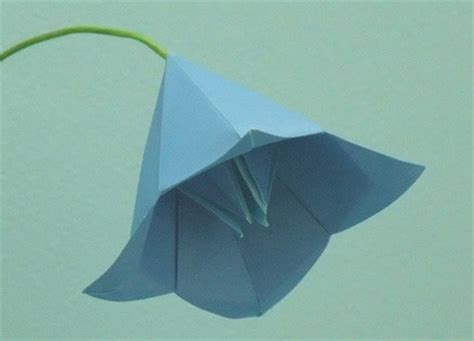 simple origami flowers ikuzo origami