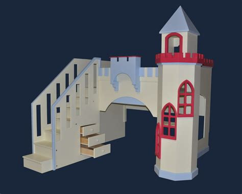 castle bunk beds for isabelle castle bunk bed