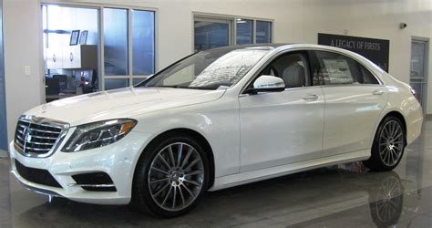 2015 S550 Mercedes by Benzblogger 187 Archiv 187 2015 Mercedes S550 With