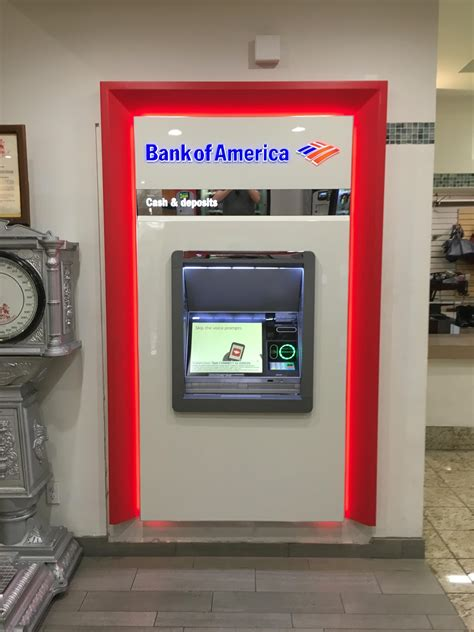 can i make a withdrawal without my debit card bank of america allows withdrawal from an atm via