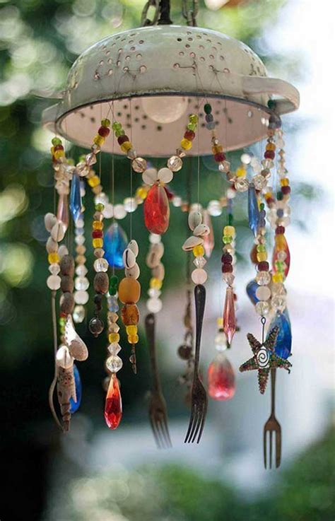 diy beaded wind chimes 30 simple and beautiful diy wind chimes ideas to