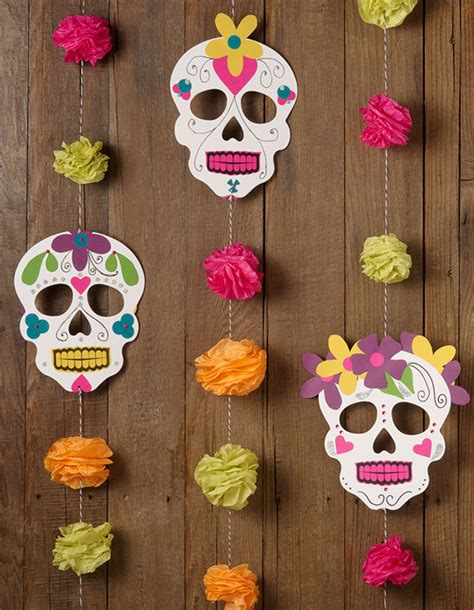 dia de los muertos crafts for day of the dead crafts and ideas on day