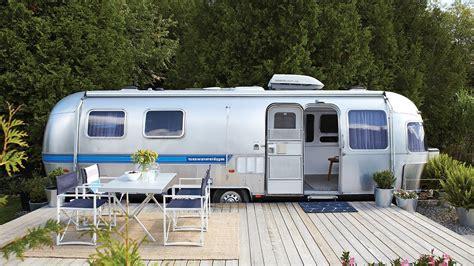 trailer home interior design interior design stylish airstream trailer makeover