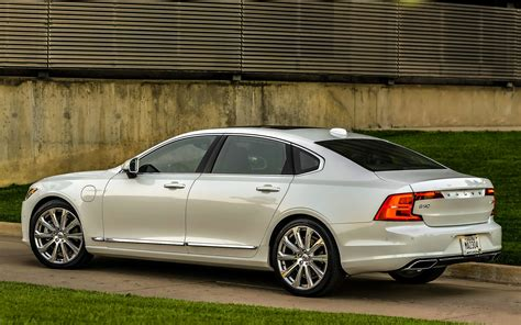 90 S Car Wallpaper by Volvo S90 2018 Us Wallpapers And Hd Images Car Pixel