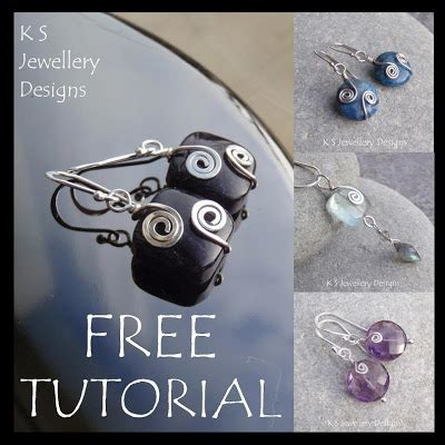 free jewelry lessons k s jewellery designs free wire jewellery tutorial