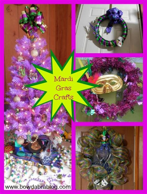 mardi gras crafts for mardi gras crafts and food bowdabra