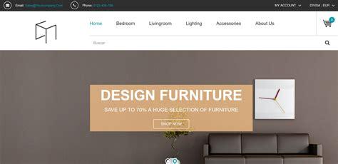dise 241 o para una tienda online de muebles y decoraci 243 n - Tienda Online Muebles Dise O
