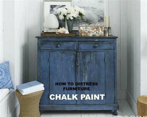chalk paint how to distress chalk paint how to distress furniture my sugar tart