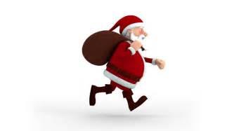 santa claus animations santa animation stock footage 1685407