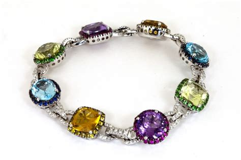 how to make jewelry with gemstones gemstone bracelets as an excellent complement dress