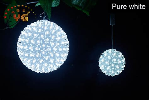 outdoor hanging light balls purple outdoor tree lights modern pendant