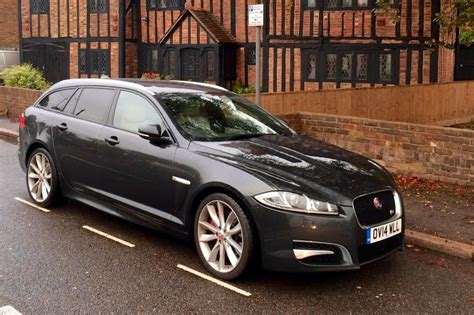 Jaguar Station Wagons by Jaguar Tries Another Wagon The New York Times