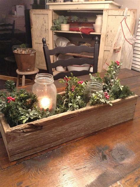 box of decorations 1000 ideas about wooden box centerpiece on