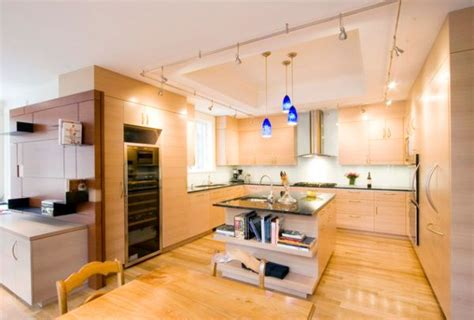 kitchen island track lighting how to use track lighting for your home s interior