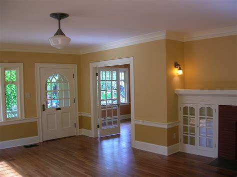 interior house painting image highlighting doors