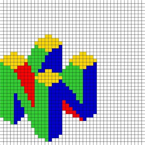 nintendo perler bead patterns 1025 best images about perler bead on perler