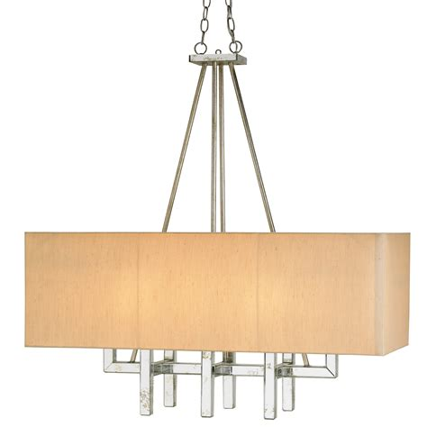 rectangle chandelier eclipse rectangle chandelier by currey and company 9025 cc