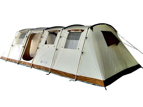 skandika casablanca 12 person family tent large sewn