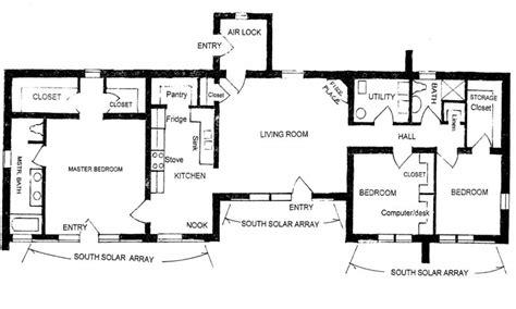 pueblo house plans adobe homes floor plans home design and style
