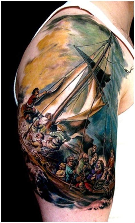 unique nautical tattoo designs for you 19