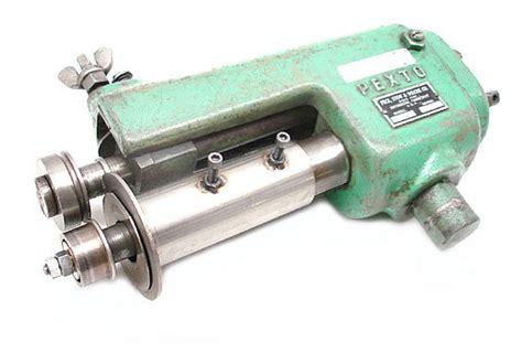 pexto 622 beading machine pexto 622 e rotary beading machine