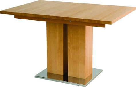 table avec rallonge md1 bois h 234 tre massif 140 x 80 cm