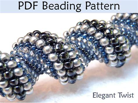 tubular beading stitches beading tutorial bracelet necklace tubular peyote stitch