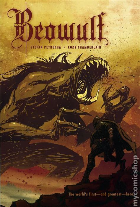 beowulf picture book beowulf gn 2007 trophy edition adapted by stefan