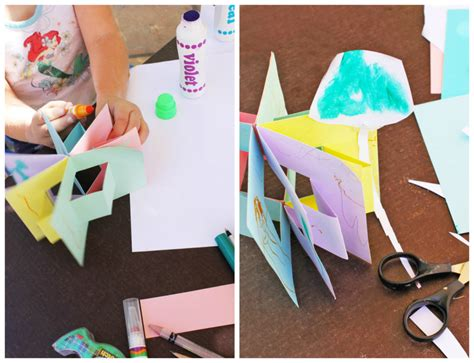 how to make a pop up picture book book 3d pop up book babble dabble do