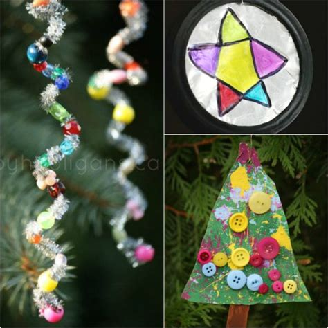 easy tree ornaments to make 26 more easy ornaments for happy hooligans