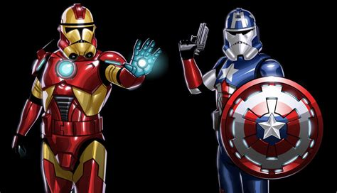 Lg Home Theater With Bluetooth by What If The Avengers Were Star Wars Stormtroopers