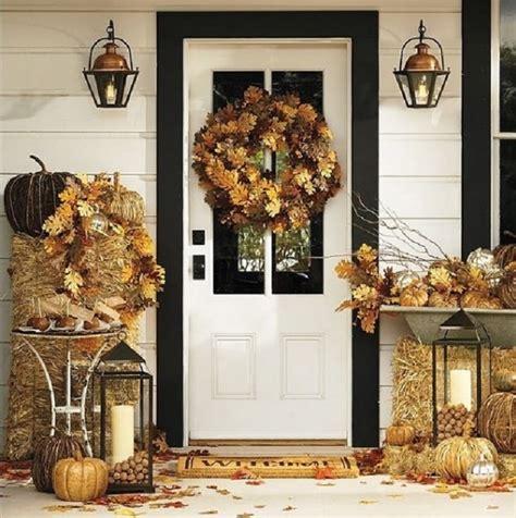 ideas for fall 60 pretty autumn porch d 233 cor ideas digsdigs
