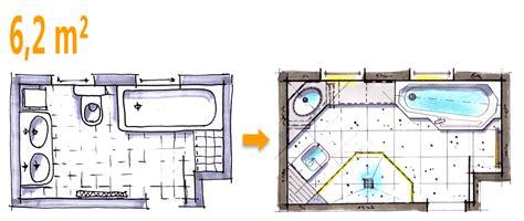 Badezimmermöbel Wiesbaden by Badplanung Beispiel 6 2 Qm Au 223 Ergew 246 Hnliche Komplettbad