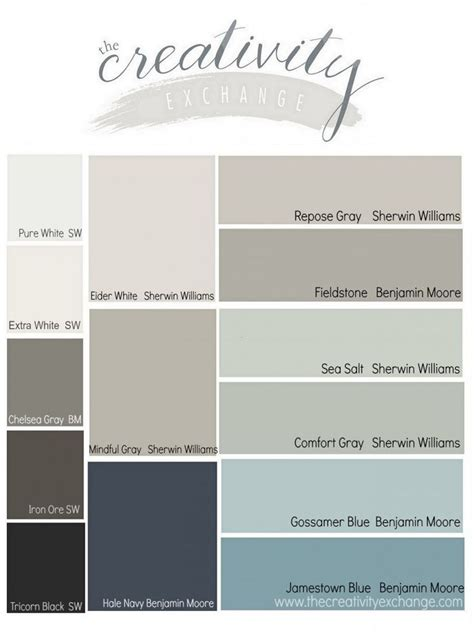paint colors compliment gray 25 best ideas about repose gray on williams