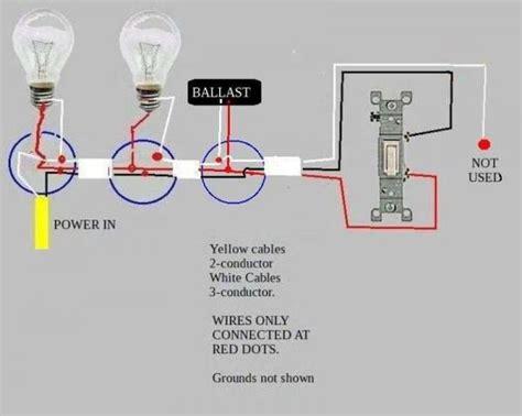 light fixture wiring diagram fluorescent lights wiring diagram get free image