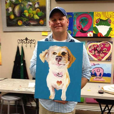 painting with a twist paint your pet dallas paint a portrait of your at painting with a twist