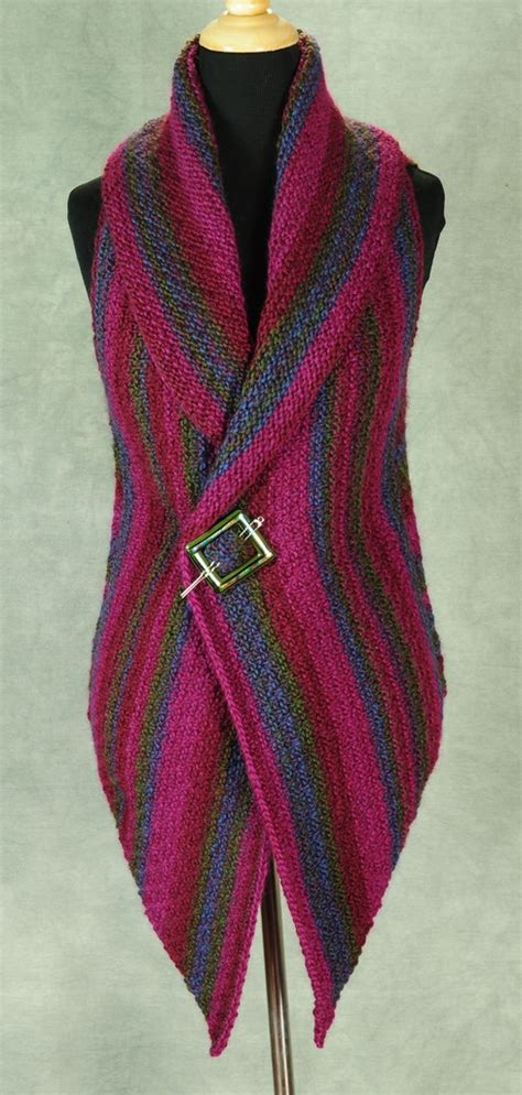 easy knit vest for beginners patternfish the prudence crowley vest pattern is