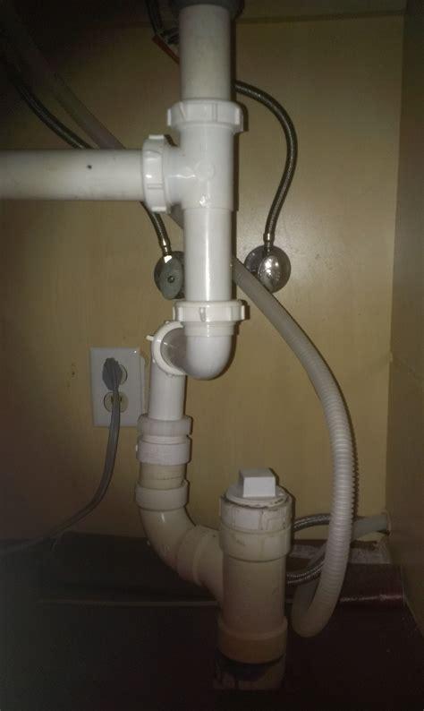 kitchen sink p trap kitchen sink traps 1 1 2 inch kitchen sink p trap