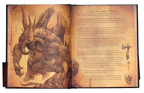 pictures of the book diablo book of cain review