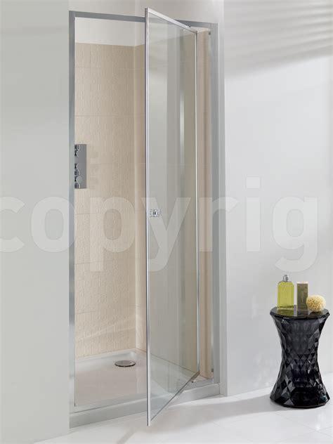 simpsons shower doors simpsons edge 760mm pivot shower door