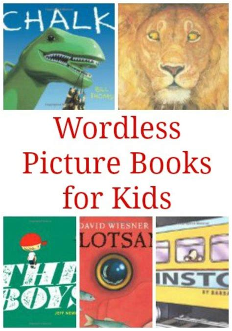 wordless picture books free forget the words wordless picture books for children