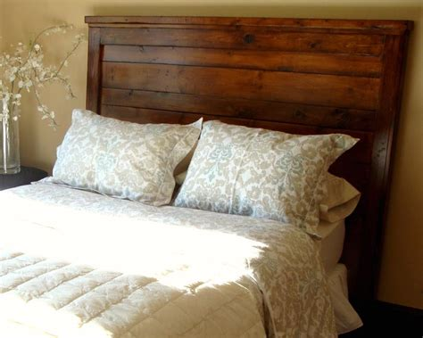 make wood headboard hodge podge lodge the search for a headboard