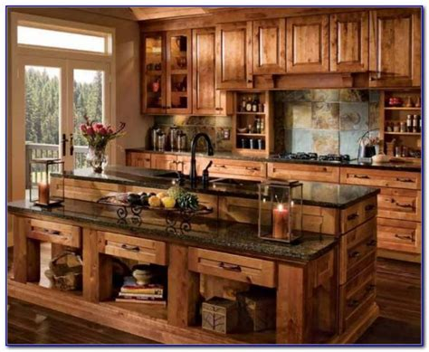 kitchen cabinets rustic rustic kitchen cabinets diy kitchen set home