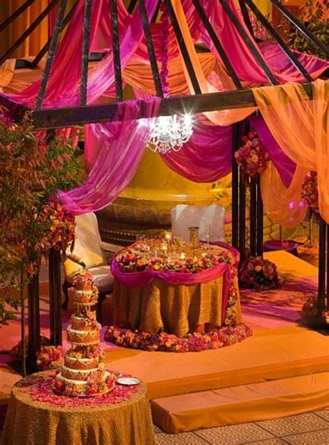 themed wedding decorations moroccan wedding theme weddings romantique