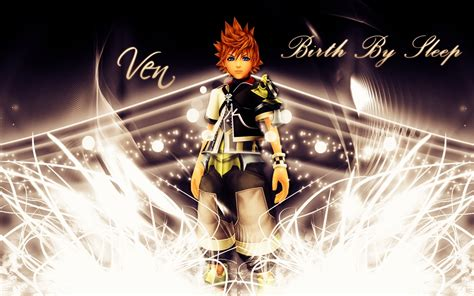 kingdom hearts birth by sleep ven kingdom hearts birth by sleep wallpaper 9336516