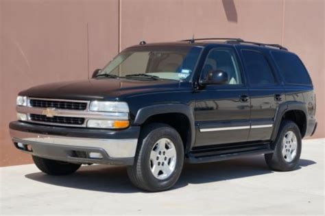 Sell used 04 CHEVY TAHOE LT 1 OWNER CARFAX CERT ACCIDENT ... 04 Chevy Suburban Paint Colors