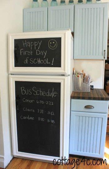 chalkboard paint easy to clean 17 best ideas about chalkboard fridge on