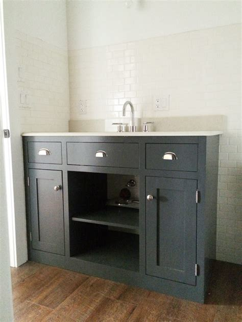 a bathroom vanity creative diy bathroom vanity projects the budget decorator