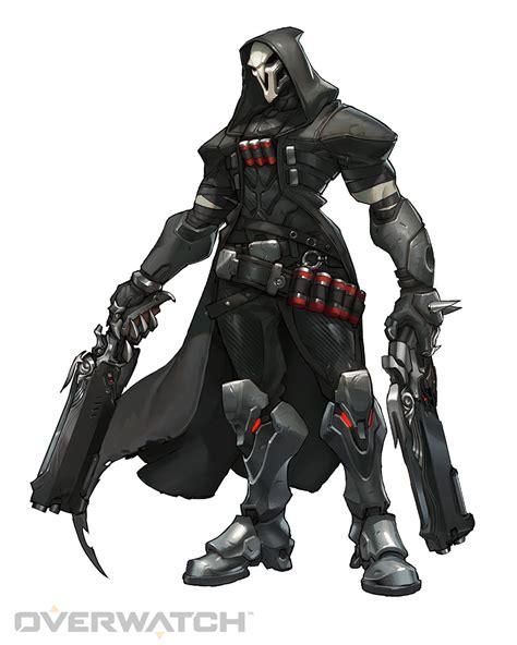 reaper heroes overwatch