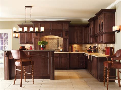 kitchen ideas cherry cabinets cherry oak cabinets for the kitchen ideas